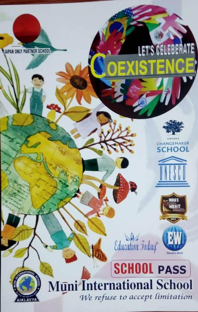 मुनि इंटरनेशनल स्कूल का वार्षिक समारोह 30 दिसंबर सोमवार