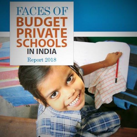 FACES OF BUDGET PRIVATE SCHOOLS IN INDIA