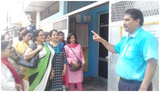 Teachers of Cambridge School (Noida) Visited & Trained at Muni International School