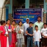 मुनि इंटरनेशनल स्कूल में कृतज्ञता दिवस (ग्रैंड पीटीएम) आयोजित
