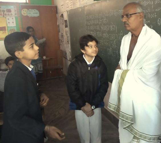 मुनि स्कूल का शिक्षा मॉडल कर सकता है आदिवासी युवाओं का चहुमुखी विकास : पद्मश्री महेश शर्मा