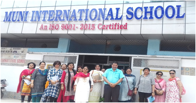 PTM Should not be a complaint day. Muni International School changed it as a Gratitude day