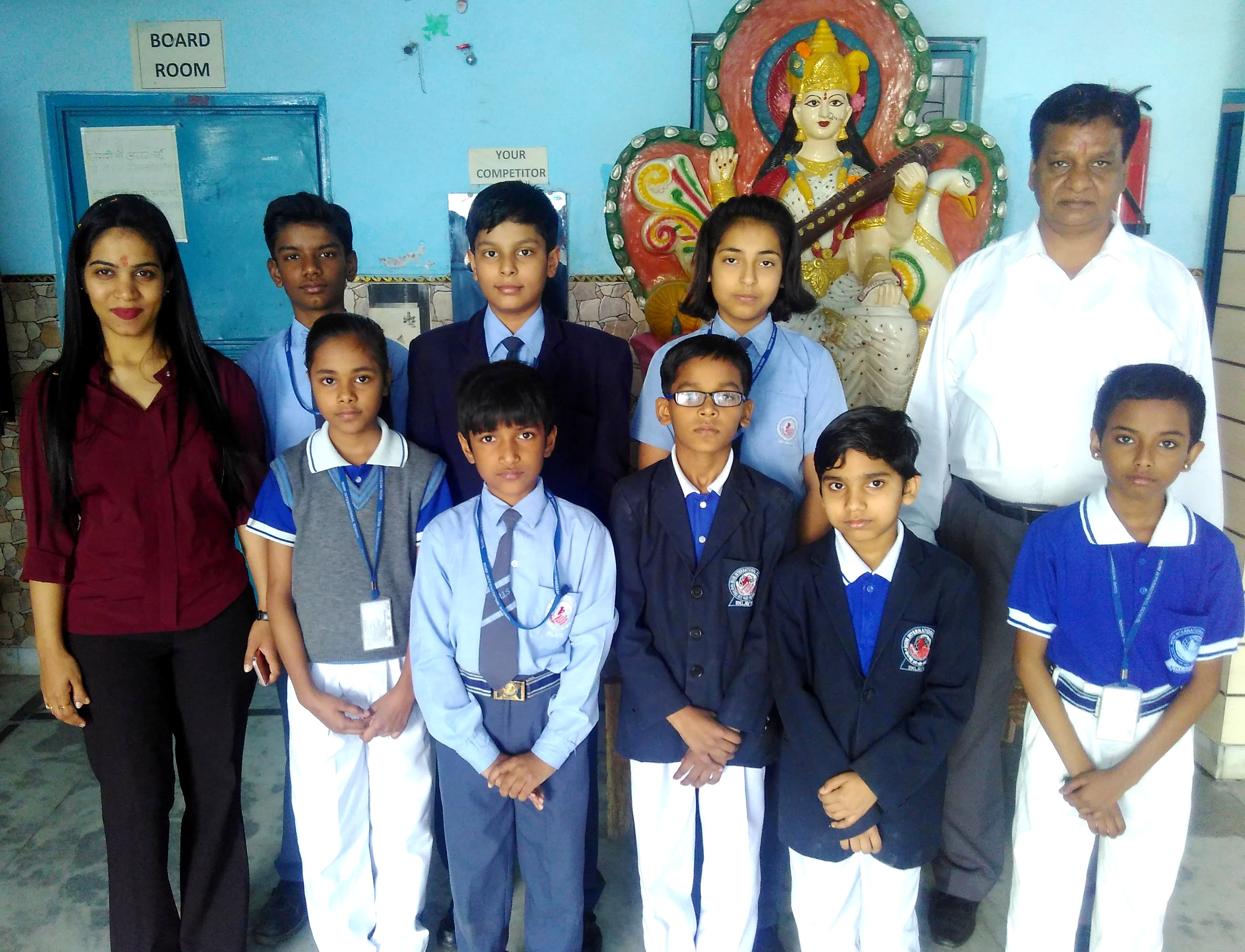 मुनि इंटरनेशनल स्कूल की शिक्षा बनाएगी हर युवाओं को हुनरमंद