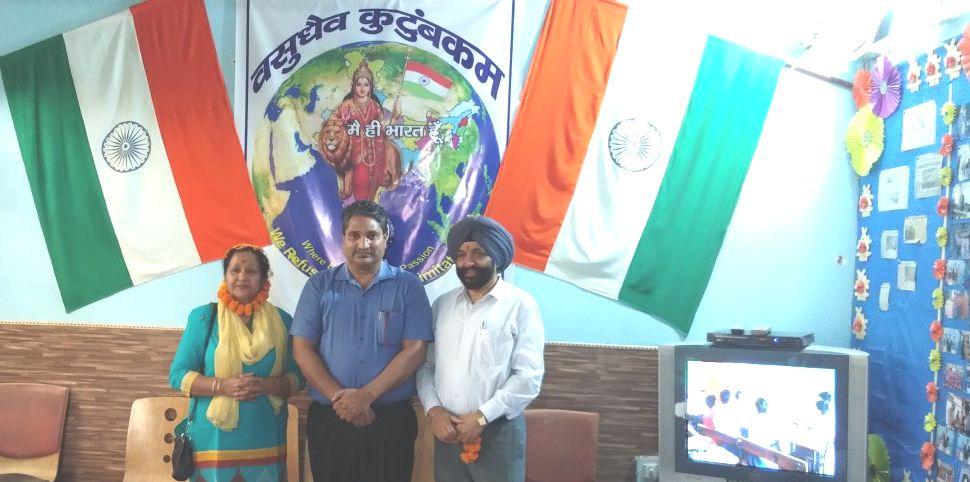 आत्मविश्वास से भरा है मुनि इंटरनेशनल स्कूल का प्रत्येक छात्र : डॉ. कुलदीप सिंह भंडारी