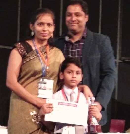 मुनि इंटरनेशनल स्कूल के छात्र सत्यम शर्मा ने जीता राष्ट्रीय ओलंपियाड पुरस्कार